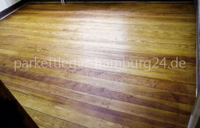 Favorit Pitch pine Dielen Restaurieren Hamburg | Massivholzdielen DV19