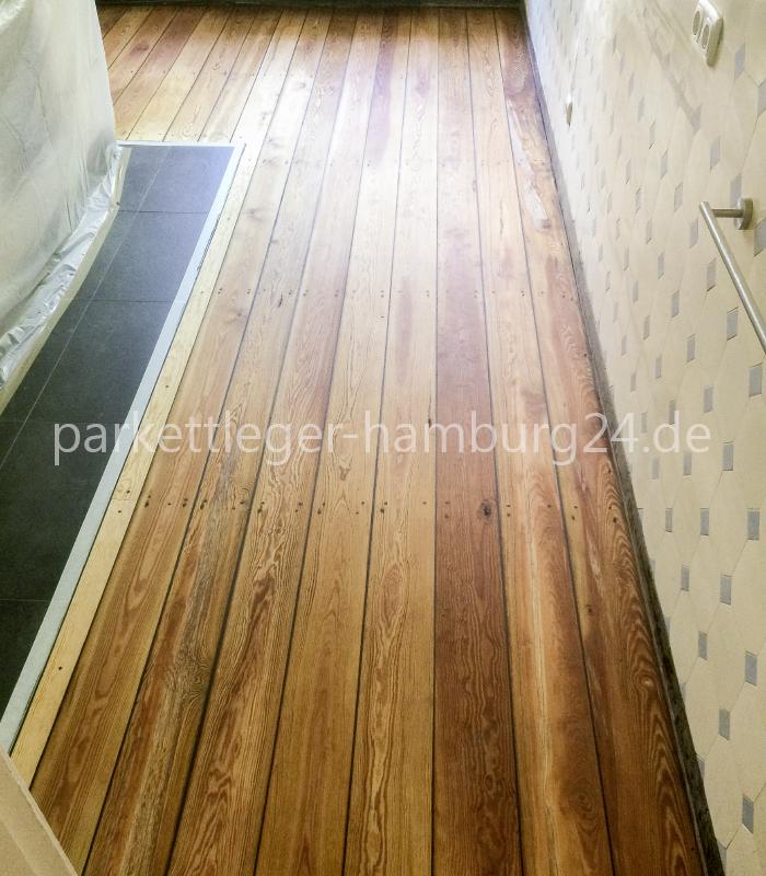 Super Pitch pine Dielen Restaurieren Hamburg | Massivholzdielen PW85